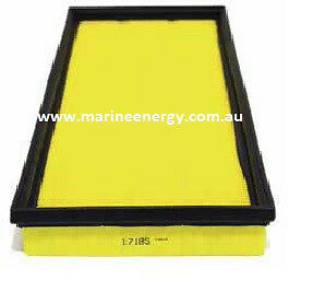 Aftermarket Part 17185 Air Filter Replaces Volvo Penta 876185,463505