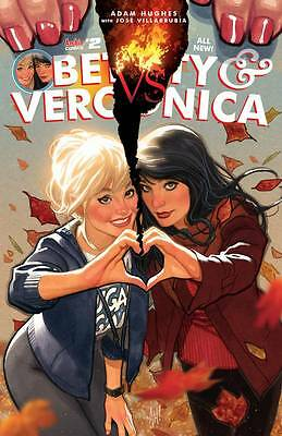 BETTY & VERONICA (2016) #2 REGULAR A COVER by ADAM HUGHES ARCHIE NM 1ST PRINTING