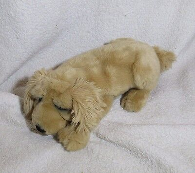 "15"" Vtg Dakin Applause Golden Retriever Dog Plush Toy"
