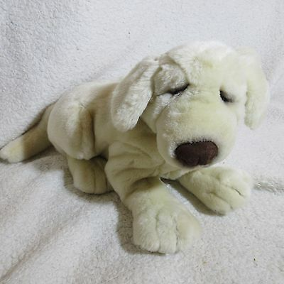 Vtg Dakin Applause Labrador Retriever Dog Plush Toy
