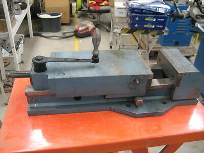 Large Heavy Duty Machine Vice Approx 200mm