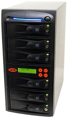Systor 1:9 SATA Hard Disk Drive / Solid State Drive (HDD/SSD) Clone Duplicator/S