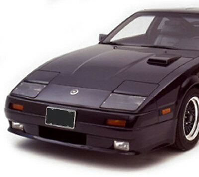84-86 300ZX Z31 GTS Clear Acrylic Headlight Covers Protection Pair GT0601C