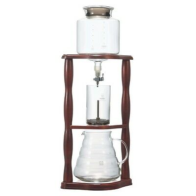 1L Cold Brew / Drip / Dripper Coffee - Hario Wood wooden - from K Bean