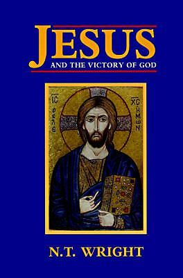 Jesus and the Victory of God by N.T. Wright Paperback Book (English)