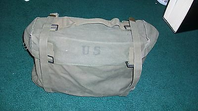 US MILITARY M-1945 CARGO FIELD PACK ~ 1950's