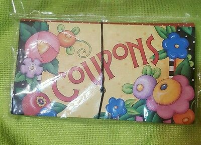 Mary Engelbreit Coupon holder 2009 floral