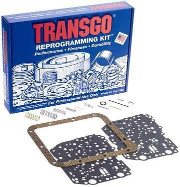 Ford C4 C9 C10 Automatic Transmission Transgo Shift Kit Stage 2 1970 on
