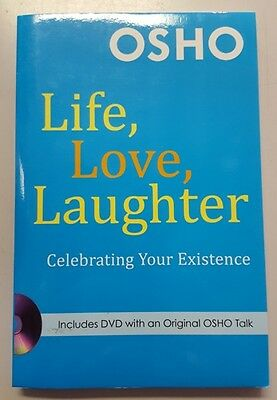 Life, Love, Laughter (With Dvd): Celebrating Your Existence 9780312531096