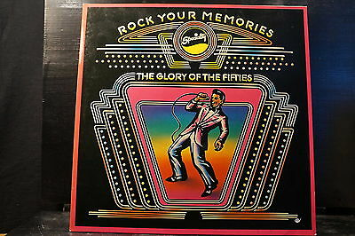 Various Artists – Rock Your Memories / The Glory Of The Fifties   2 LPs
