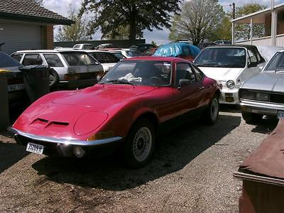 1969 Opel Gt Collector Car Clearence Sale