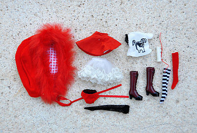 Outfit Dal Rot Chan doll Jun Planning Pullip