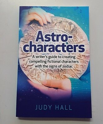 Astro-Characters by Judy Hall