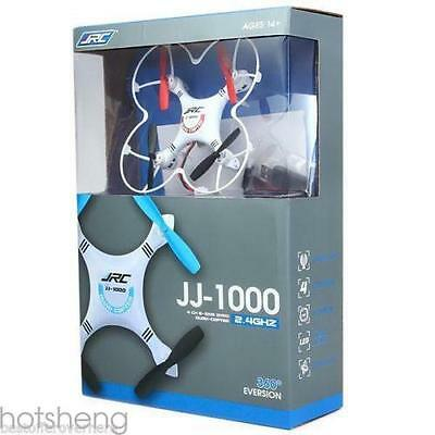 JJRC JJ-1000 Headless 6 Axis Gyro 2.4G 4CH RC Quadcopter BNF Drone 3D Rollover