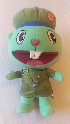 Happy Tree Friends Flippy Plush - two faces