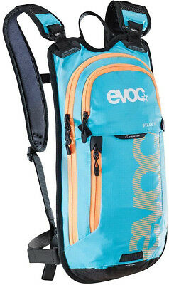 Evoc Stage 3L Hydration Pack + 2L Bladder Neon Blue