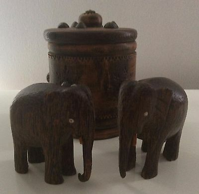 Indian Wooden Collectables