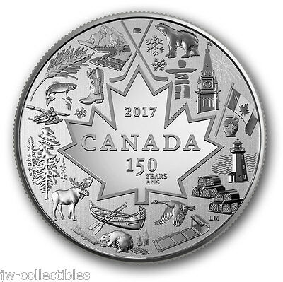 2017 CANADA $3 HEART OF OUR NATION .9999 Pure Silver Coin 2ND IN SERIES! NO TAX!