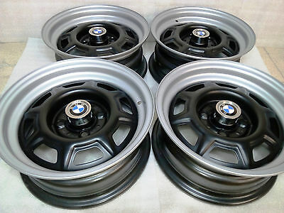 BMW 2002 Turbo NEW Wheels NOS Rims Felgen Rare 4x100 2002 02 e10  New Old Stock