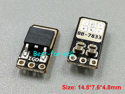 2A PCB BMS Protection Board for 1 Pack 3.7V 18650 Li-ion Lithium Battery Cell 1S