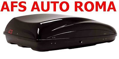 Box Auto Afs Portapacchi Baule G3 Helios 400 Made In Italy