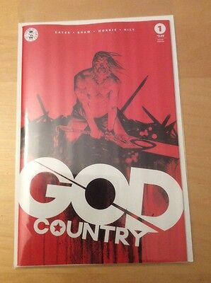 God Country 1, Nm 9.4, 2Nd Second Print Variant Cover