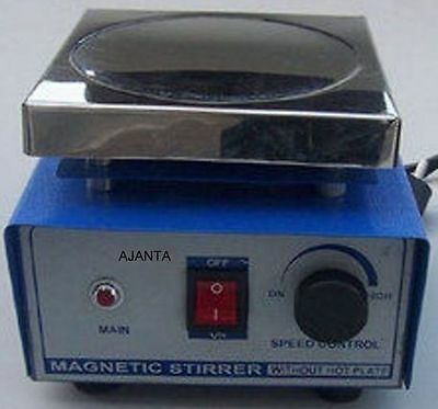 Magnetic Stirrer WITH HOT PLATE S-D1