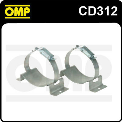 CD/312 OMP 108mm BRACKETS FOR FIRE EXTINGUISHER OMP CAB/316 & CAB/320 HAND HELD