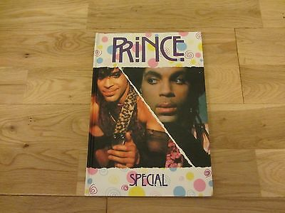 Prince Special 1993 46 Page Hardback Book Pop Annual Grandreams