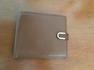Vintage tan OROTON leather wallet - Never Used