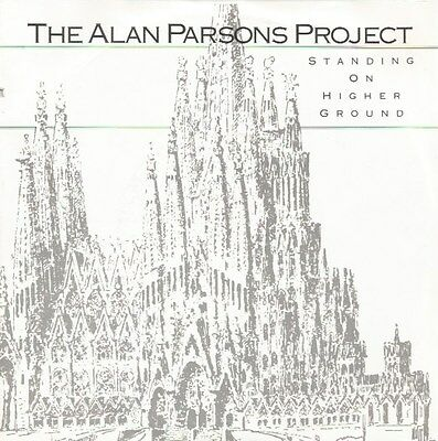 The Alan Parsons Project - Standing On Higher Ground (Vinyl-Single 1987) !!!