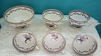 Paragon china s.c co reproduction of old lowestoft