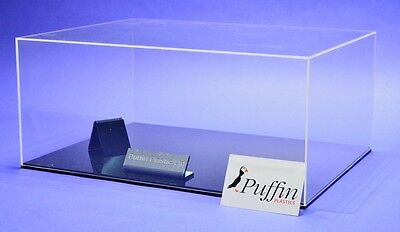 Football Boot Display Cases (PERSPEX) (Double boot)