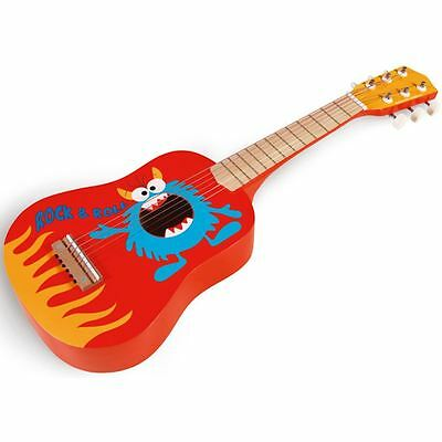 Scratch Monsters Guitar - Toddlers Musical Instruments