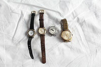 Job Lot of 4 watches