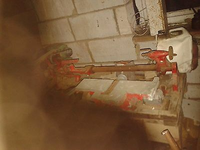 wood lathe saw and planer