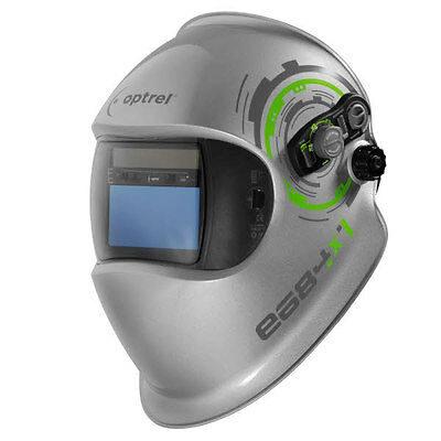 Optrel E684 Auto Darkening Welding Helmet - High Definition - Autopilot Shade