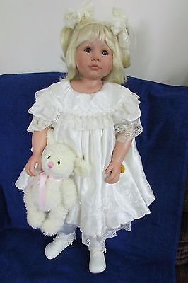New in Open Box - Decy Doll by The Dollmaker - Linda Rick