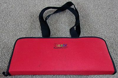 SIZZIX Paddlepunch CARRYING CASE for 22 PADDLEPUNCH DIES + HAMMER + CRAFT MAT
