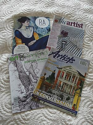 art magazine RA the artist Artist Illustrators art of england
