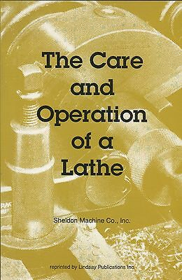 The Care and Operation of a Lathe (1942)