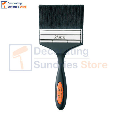 Harris Taskmaster Paint Brushes *All Sizes* Mixed Bristle Brushes For All Paints