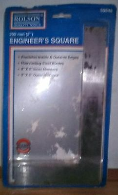 "200mm (8"") Engineer's Square"