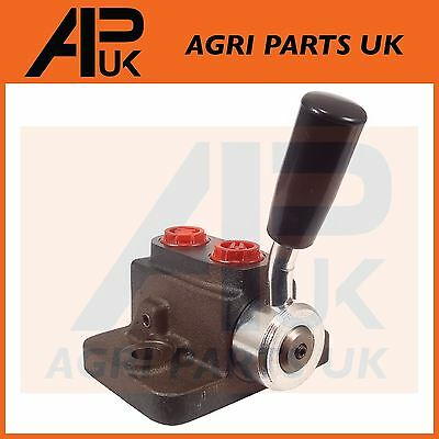 Hydraulic 2 Port Isolator Diverter Valve Massey Ferguson 35,TE20,135,240 Tractor