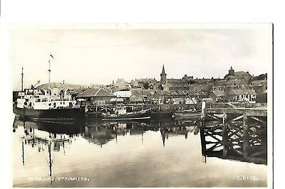Orkney Islands. Stromness. Harbour. R/P. Posted in Stromness.