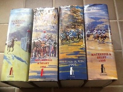Mackenzie & Selby's Point to Point and Hunter Chasers, 1993, 1994,1995,1996,