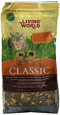 Living World Classic Hamster Food, 2-Pound