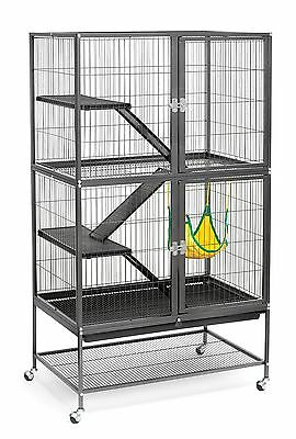 Prevue Hendryx Feisty Ferret Home, 31-Inch x 20-Inch x 55-Inch