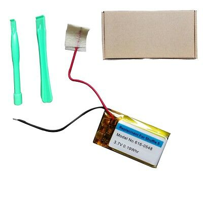 Repair Fix Replacement battery for Apple ipod shuffle 4th 4 generation 616-0548