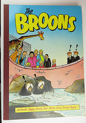 1989 The Broons Annual Scotland's The Sunday Post Newspaper Comic Strip Cartoon